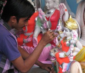jaipur-painting-idol